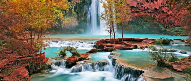 The Most Beautiful And The Highest Waterfalls In The World