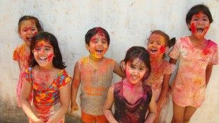 Playing a Safe and Eco-Friendly Holi