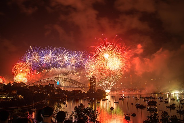 sydney new years eve party