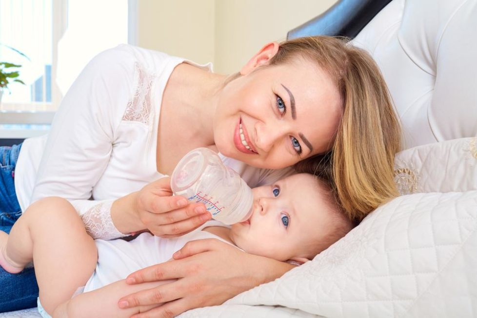 breastfeeding your newborn