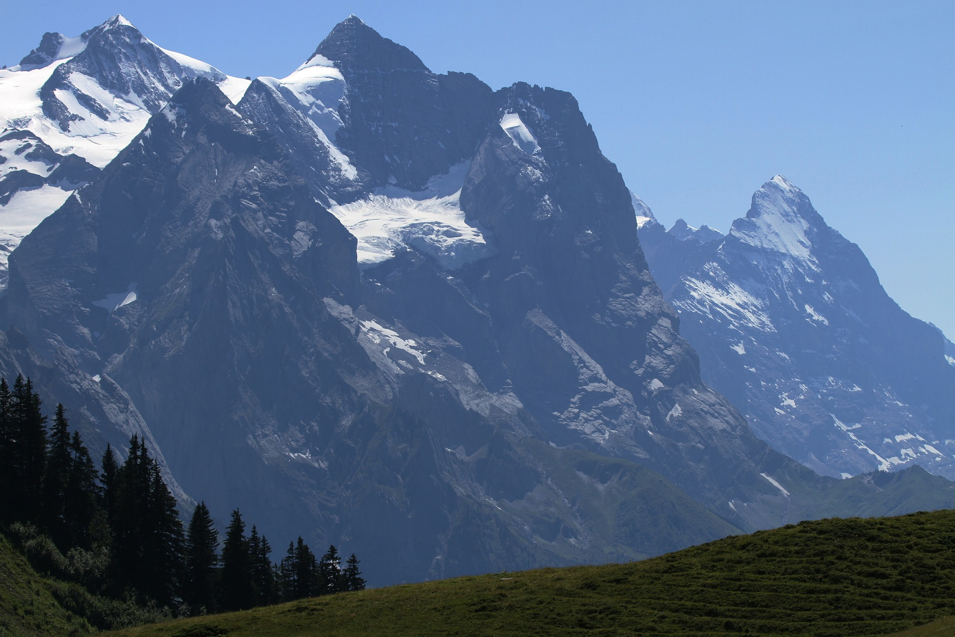 Top 20 Most Beautiful Tourist Places to Visit in Switzerland Bernese Alps, Switzerland
