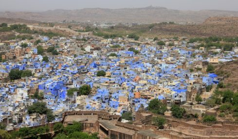 list of travel places in rajasthan