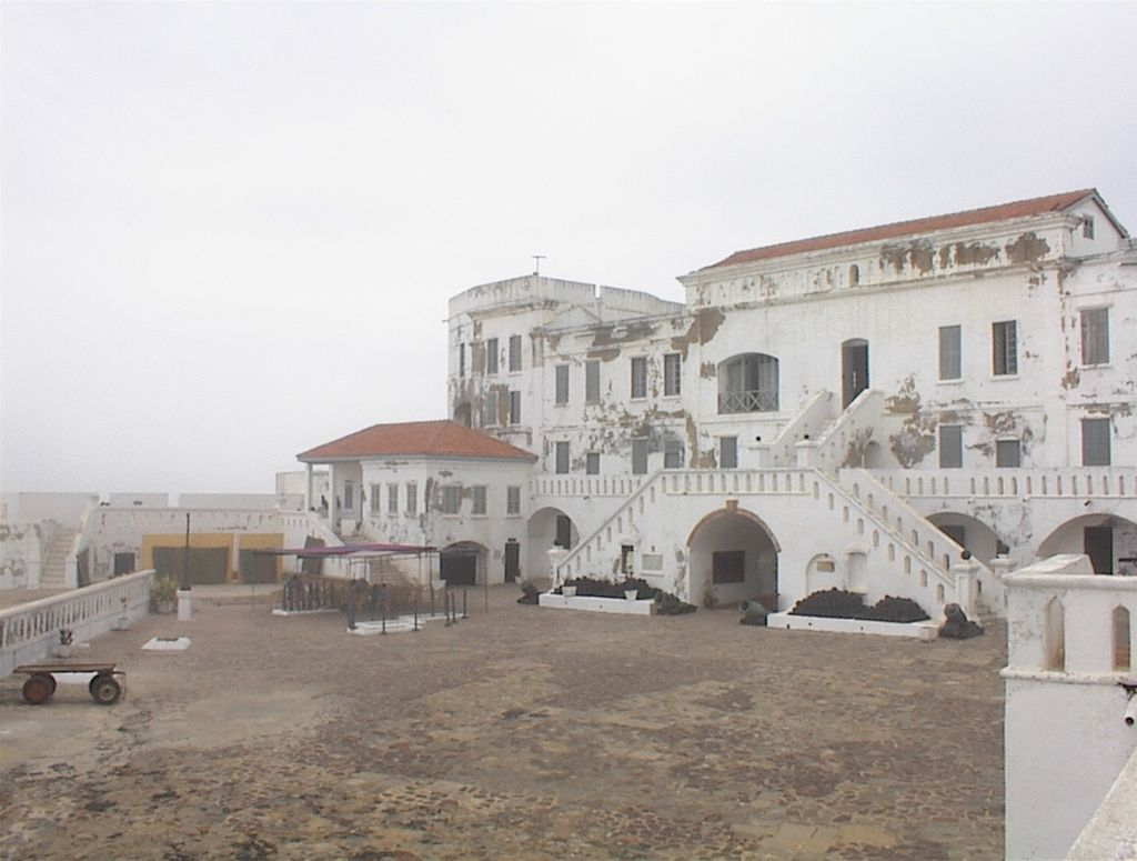 Slave Castles – Cape Coast and Elmina, Ghana