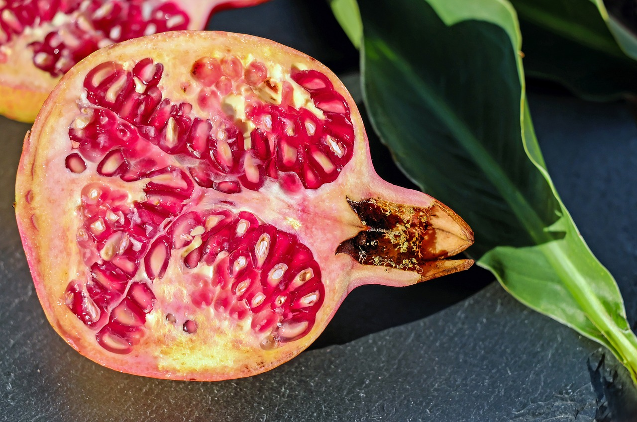 pomegranate juice cancer