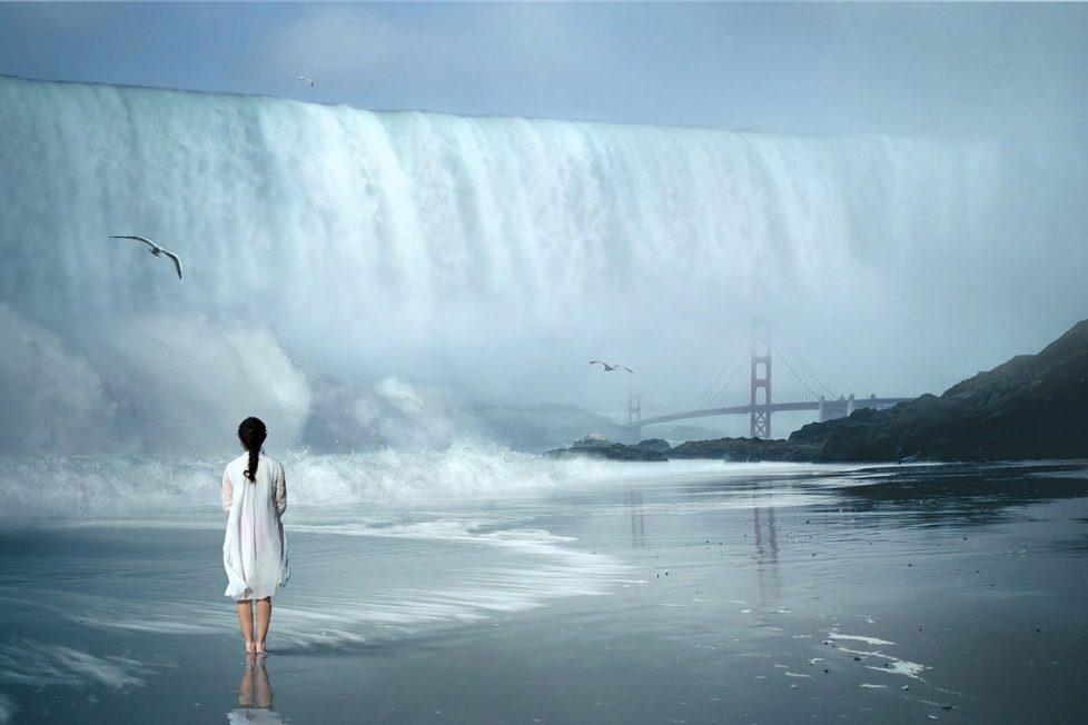 beautiful waterfall in the world
