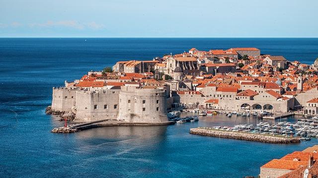 Croatia tourist places