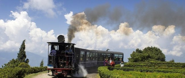 Darjeeling Himalayan Train
