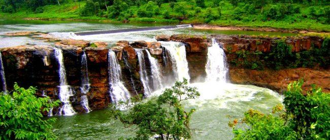 Gira Water Fall, Saputara