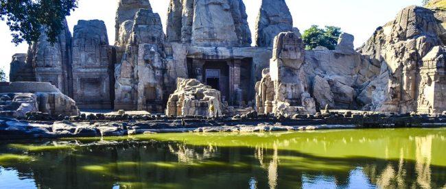 Rock-cut Hindu temples of Masrur, Dharamshala
