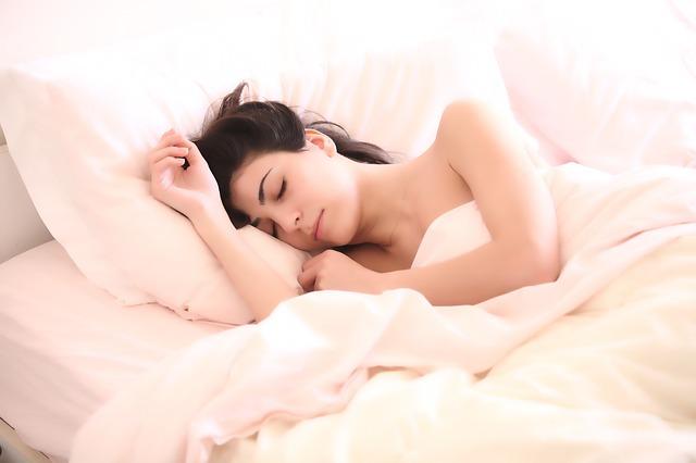 Sleepping women