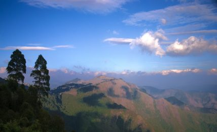 major hill stations in india