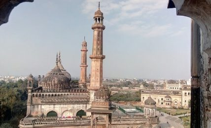 how to plan a trip to lucknow