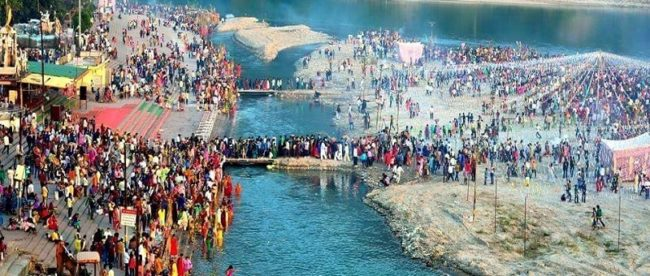 Triveni Ghat, Rishikesh