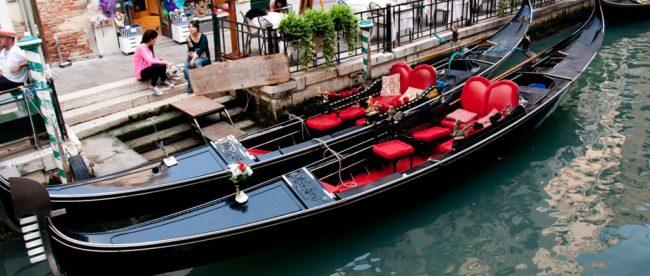 gondola cruise venice