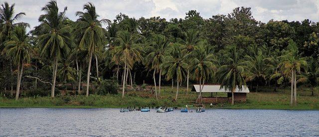 Sri Lanka village