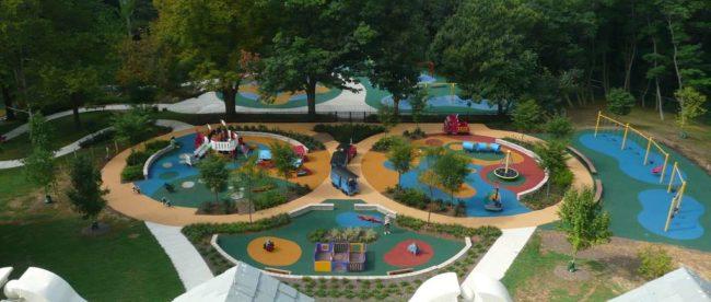 smith memorial playground
