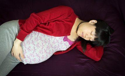 lack of sleep during pregnancy