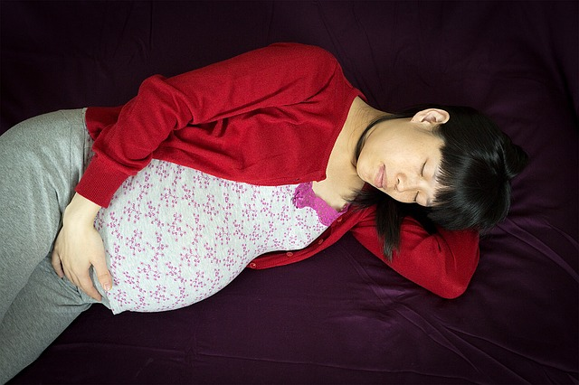lack of sleep during pregnancy