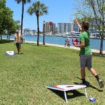 how to play cornhole