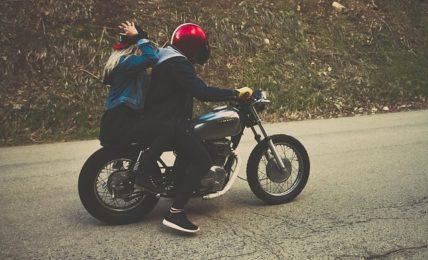 couple road trip