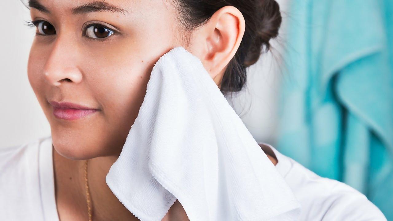 Резултат слика за wipe face cloth