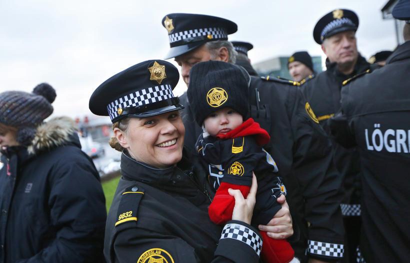 Image result for iceland police