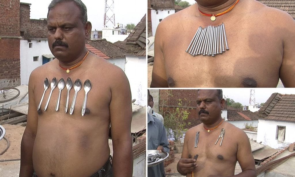 Indian Magnet Man