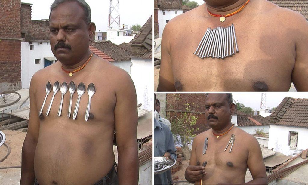 Indian Magnet Man