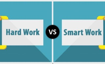 Working Hard vs Working Smart