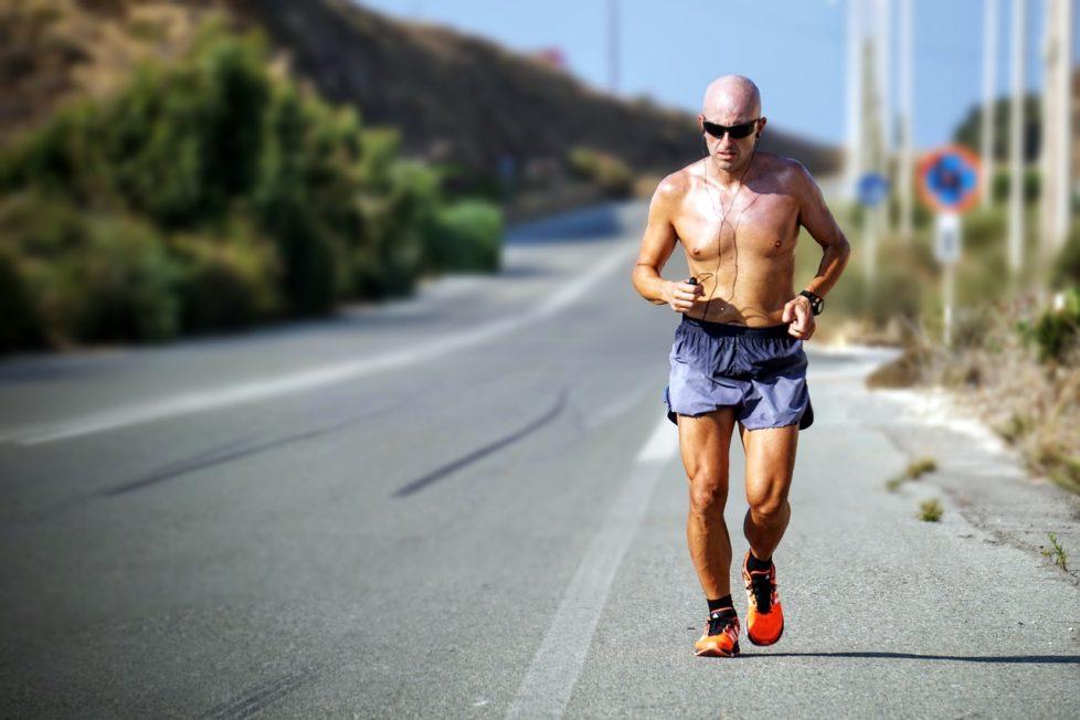 stamina for running