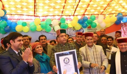 Khichdi World Records