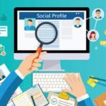 Social media employment