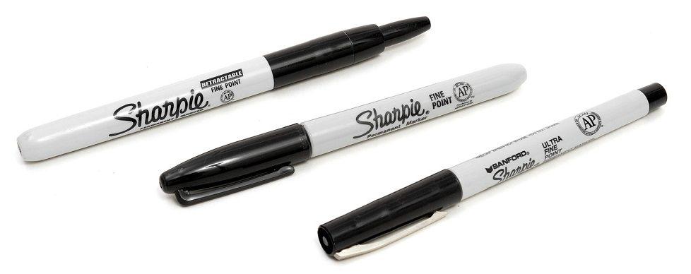 Sharpie marker types