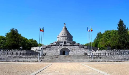 The Mausoleum of Mărășești