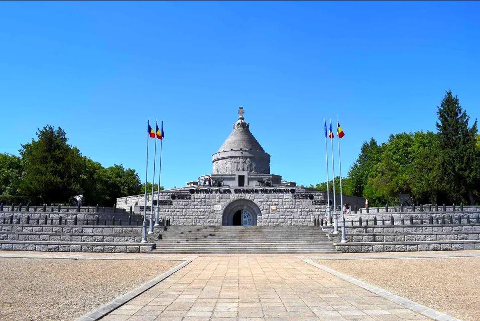 The Mausoleum of Mărășești