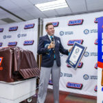 Mars Guiness World Records Adjudicator