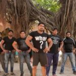 Indian bouncer village