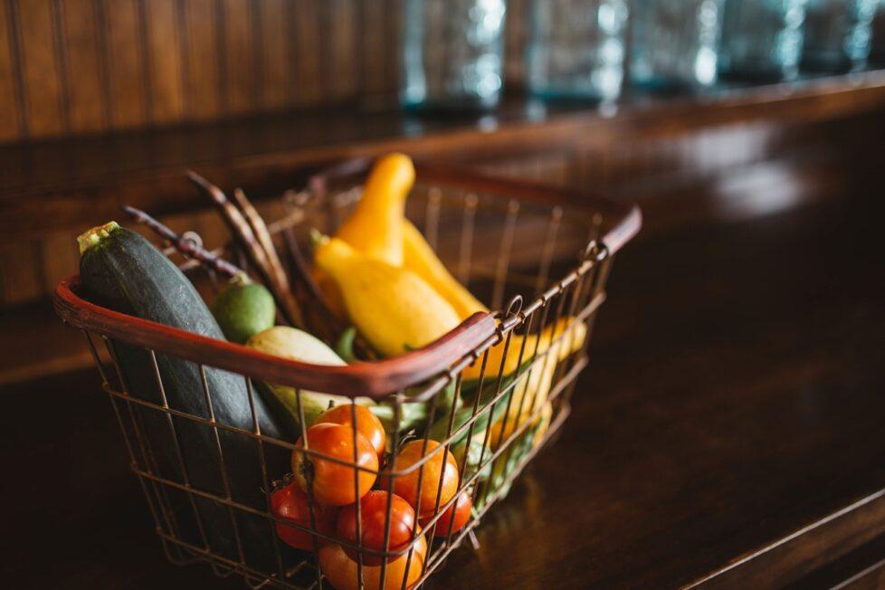basket food
